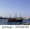 大阪港観光船 サンタマリア号 天保山ハーバービレッジ 26338763