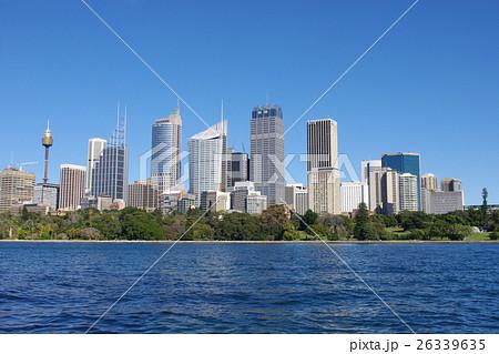 シドニーのビル群 26339635
