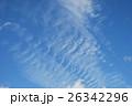 秋空 雲 26342296