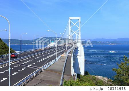 大鳴門橋(神戸淡路鳴門自動車道) 26351958