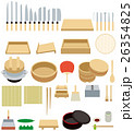 鮨 調理器具 26354825
