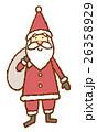 サンタクロース 26358929