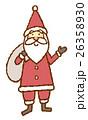 サンタクロース 26358930