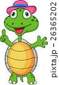 かめ カメ 亀のイラスト 26365202