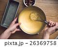 お菓子作り 26369758