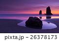 Sunset on Cannon Beach, Oregon 26378173