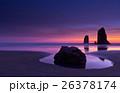 Sunset on Cannon Beach, Oregon 26378174