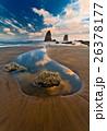 Sunset on Cannon Beach, Oregon 26378177