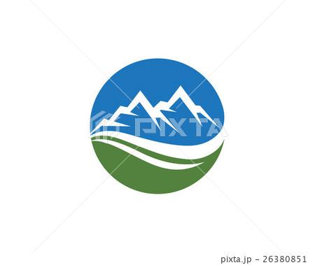 Mountain Logoのイラスト素材 [26380851] - PIXTA