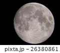 スーパームーン 満月 月の写真 26380861