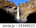 華厳の滝 滝 日本三名瀑の写真 26388522