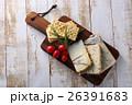 チーズの盛り合せ 26391683