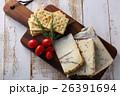 チーズの盛り合せ 26391694