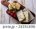 チーズの盛り合せ 26391696