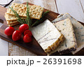 チーズの盛り合せ 26391698