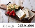 チーズの盛り合せ 26391699