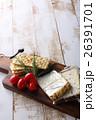 チーズの盛り合わせ 26391701