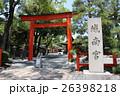 城南宮 神社 鳥居の写真 26398218