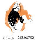 時尚女性插畫 26398752