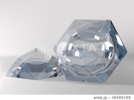 Cut of gemstones. Half dutch rose cutのイラスト素材 [26400168] - PIXTA