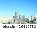 東京 市街地の町並み 26410738