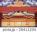 太宰府天満宮本殿の装飾 26411204