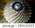 ロードバイクのスプロケット 26415433