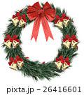 クリスマスリース 26416601