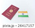 旅行 パスポート 国旗 26417157