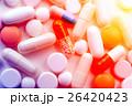 医療イメージ 飲み薬 26420423