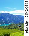 山岳 北アルプス 夏の写真 26420495