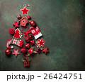 クリスマス 樹木 樹の写真 26424751