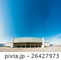 Building of Ice Palace in Gomel, Belarus. 26427973