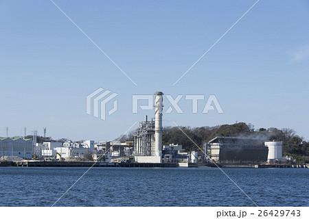 横須賀追浜地区の火力発電所 26429743