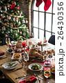 クリスマス ごちそう 家族の写真 26430356