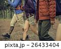 キャンプ 仲間 友だちの写真 26433404