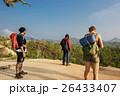 キャンプ 探検する 仲間の写真 26433407