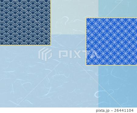 和柄 和風 正月のイラスト素材 [26441104] - PIXTA