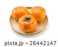 柿 果物 フルーツの写真 26442147