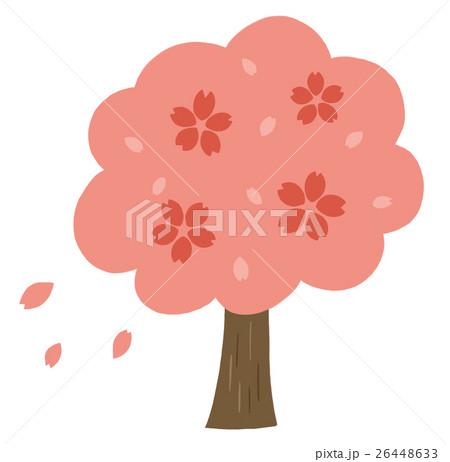 桜の木 26448633