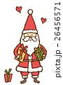 サンタクロース プレゼント 26456571