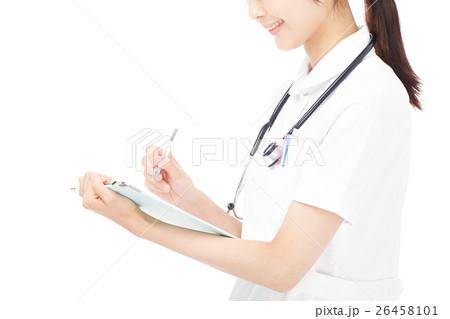 看護師 顔なし 26458101