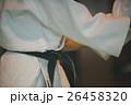 武道 武道家 道着の写真 26458320