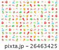 年賀状 ポストカード 正月のイラスト 26463425