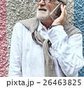 人 シニアの男性 賢いの写真 26463825