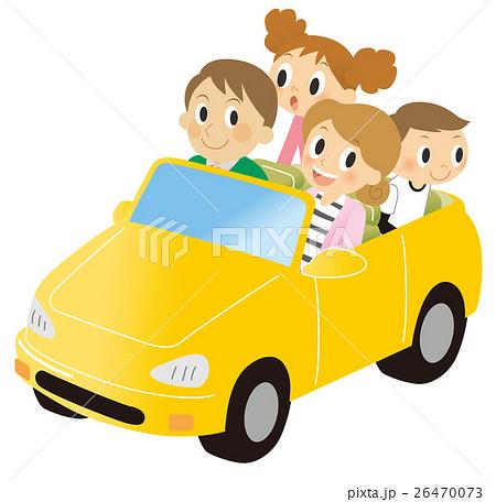 家族でドライブ 26470073