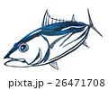 魚イラスト 26471708