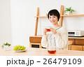 若い女性(紅茶) 26479109