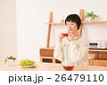若い女性(紅茶) 26479110