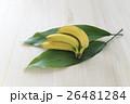 くだもの バナナ 産地:フィリピン 26481284